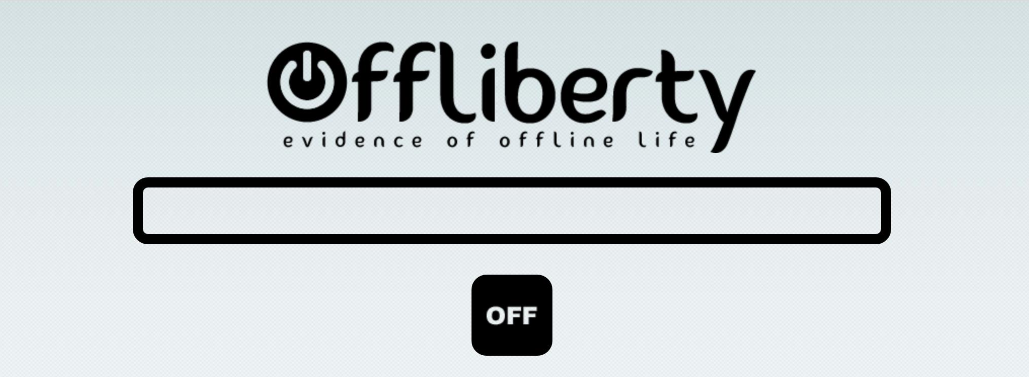 ダウンロード できない Offliberty