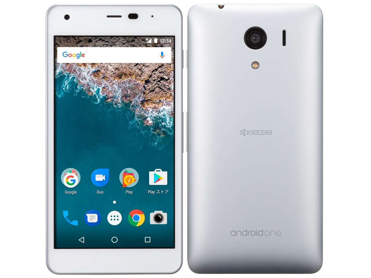 「Android One S2」1